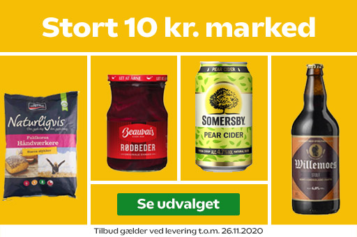 10 kroners marked